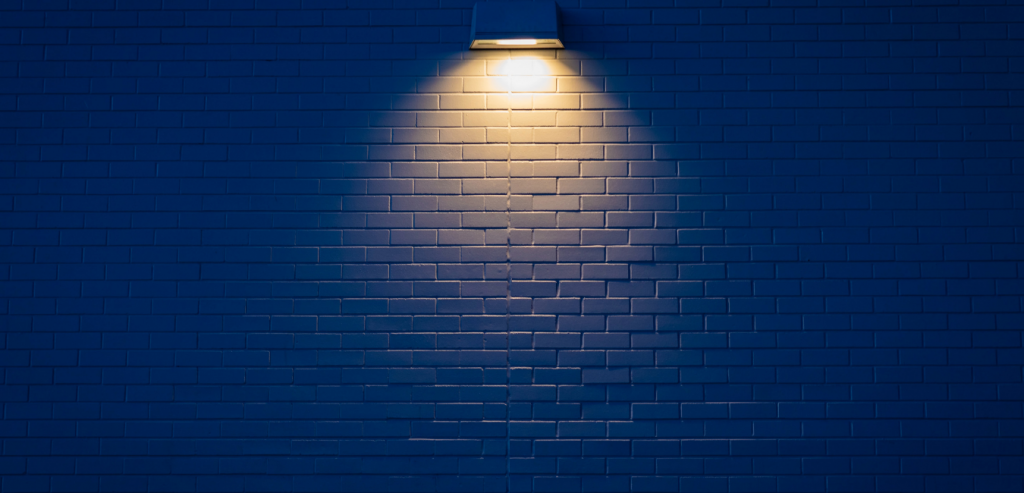 This is to show light fitting a wall light.